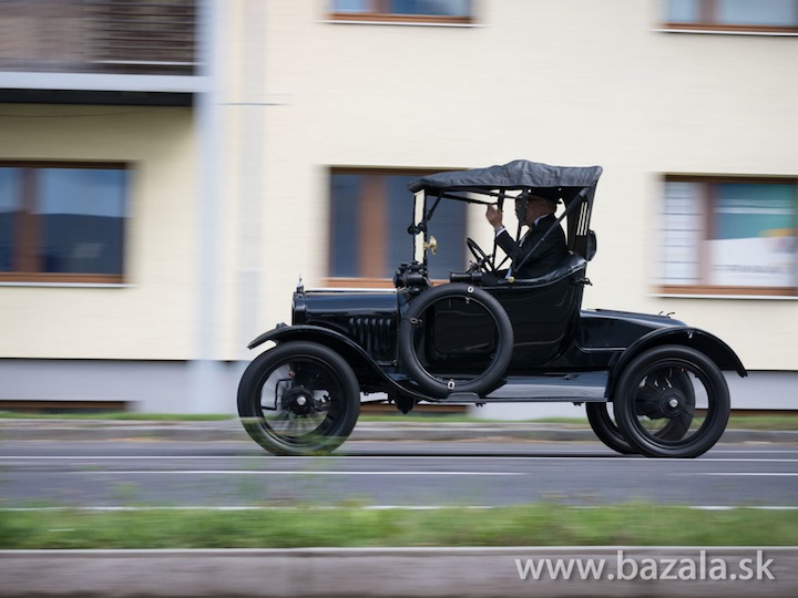 Ford Model T 1918 Runabout Roadster