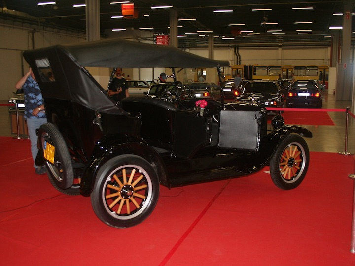 FORD Model T Touring z 1922